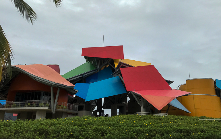 Travellers Insight Reiseblog Panama City Biomuseo