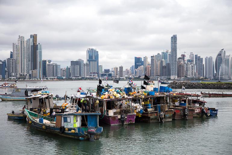 Travellers Insight Reiseblog Panama City Skyline