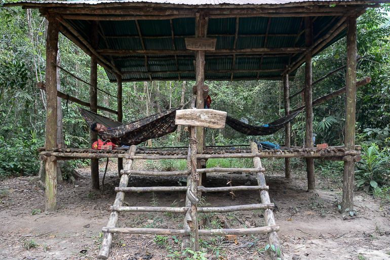 Travellers Insight Reiseblog Reisetipps Kambodscha Cardamom Mountains Chi Path Trekking Camp