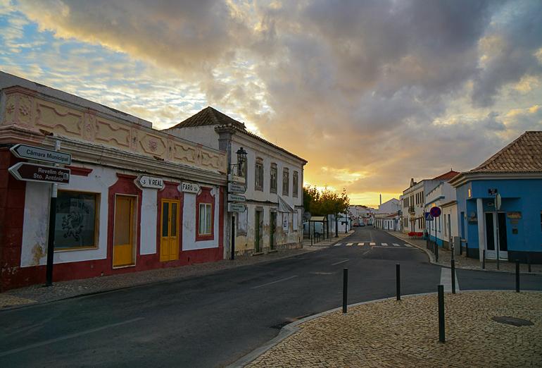 Travellers Insight Reiseblog Portugals Algarve Winterhimmel