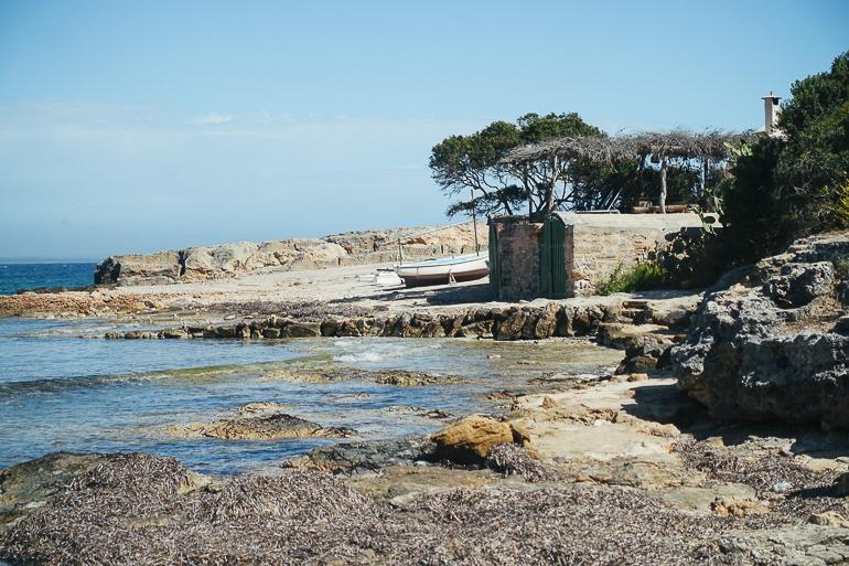 Travellers Insight Reiseblog Wandern auf Mallorca Fischerhaus