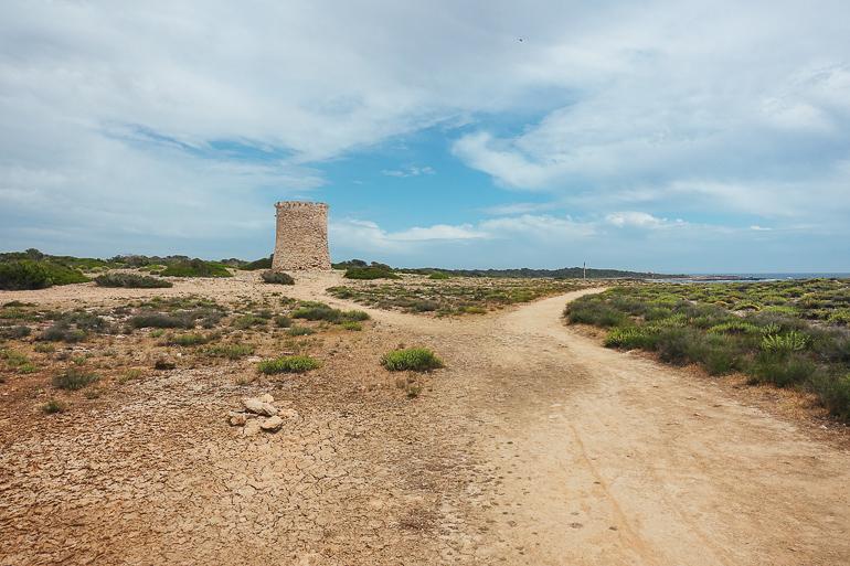 Travellers Insight Reiseblog Wandern auf Mallorca Torre de s'Estallela