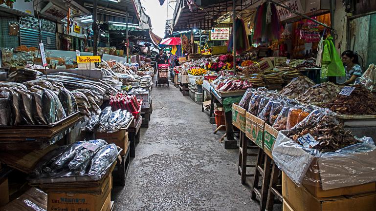 Travellers Insight Reiseblog Bangkok Geheimtipps Markt Mahachai