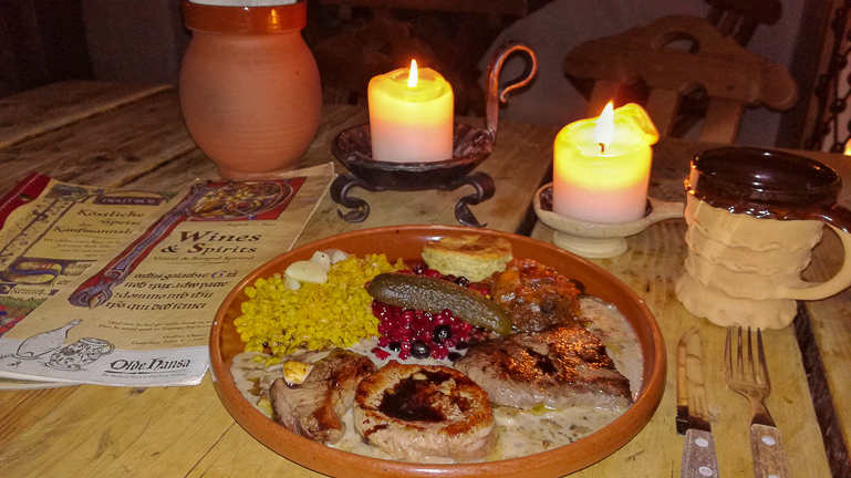 Travellers Insight Reiseblog Tallinns Sehenswürdigkeiten Wildfilets