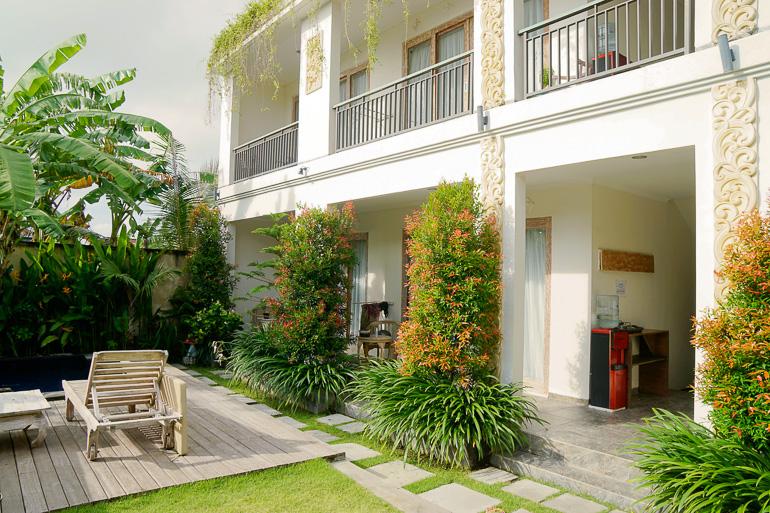 Travellers Insight Reiseblog nachhaltig reisen The Spare Room Bali