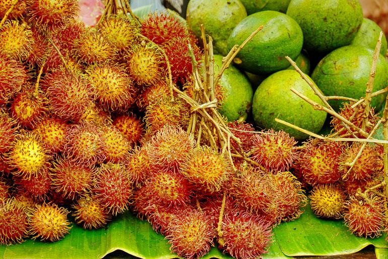 Travellers Insight Reiseblog nachhaltig reisen Organic Market